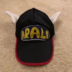 Arale black cap